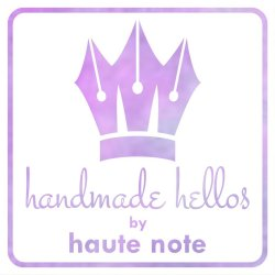 Handmade Hellos by Haute Note - One-of-a-Kind Handmade Note and Art Cards - HandmadeHellos.ca